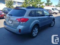 Make Subaru Model Outback Year 2011 Colour grey kms