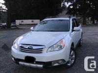 Make Subaru Year 2011 Colour White Trans Automatic kms