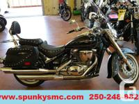 An 800cc cruiser that is light weight and an easy seat