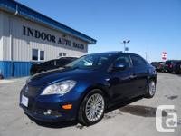 Make Suzuki Model Kizashi Year 2011 Colour Blue kms