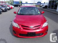 Make Toyota Year 2011 Colour Red kms 24900 Price: