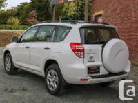 Make Toyota Model Rav4 Year 2011 Colour White kms