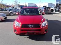 Make Toyota Model RAV4 Year 2011 Colour Red kms 41800