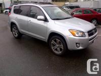 Absolutely beautiful 2011 Toyota Rav4 V6 Sport with