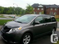 No Accident - My Sienna is in excellent condition