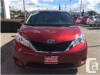 Make Toyota Model Sienna Year 2011 Colour Red kms