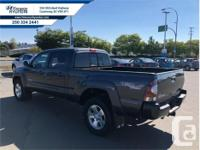 Make Toyota Model Tacoma Year 2011 Colour Magnetic Grey
