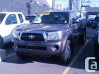 2011 TOYOTA TACOMA SR5 ACCESS-CAB V6 4X4 FOR SALE WITH