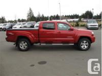 Make Toyota Model Tacoma Year 2011 Colour Red kms