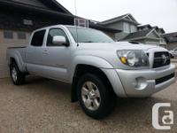 Make Toyota Model Tacoma Year 2011 Colour Silver kms