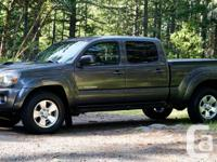 Make Toyota Model Tacoma Year 2011 Colour Magnetic