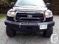 Make Toyota Model Tundra Year 2011 Colour Black kms