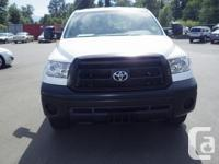 Make Toyota Model Tundra Year 2011 Colour WHITE kms