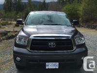 Make Toyota Model Tundra Year 2011 Colour Grey kms