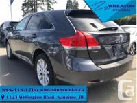 Make Toyota Model Venza Year 2011 Colour Grey kms