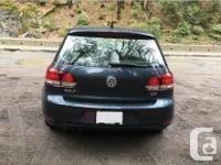 Make Volkswagen Model Golf Year 2011 Colour Blue kms