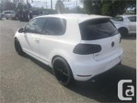 Make Volkswagen Model Golf GTI Year 2011 Colour White
