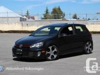 DL31164  UC340752  2011 Volkswagen GTI   This car has
