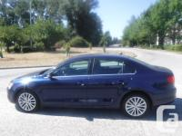 Make Volkswagen Year 2011 Colour Blue Trans Automatic