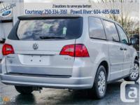 Make Volkswagen Model Routan Year 2011 Colour Silver