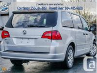 Make Volkswagen Model Routan Year 2011 Colour Silver