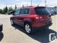 Make Volkswagen Model Tiguan Year 2011 kms 98282 Trans