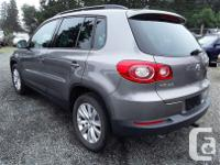 Make Volkswagen Model Tiguan Year 2011 Colour Grey kms