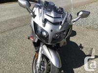 Make Yamaha kms 28000 Awesome sport-touring bike in for sale  British Columbia
