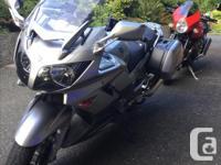 Make Yamaha Model Fjr Year 2011 kms 31750 Immaculate