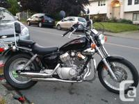 Used, Hey I am Selling a 2011 Yamaha V-Star 250cc for $3000. for sale  British Columbia