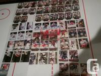 2012/13 and 2013/14 Upper Deck inserts/Young Guns and