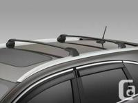 2012 2013 HONDA CR-V CRV OEM CROSSBARS ROOF RACK