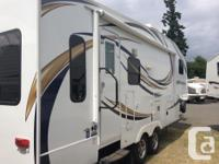 The Wildcat extraLite fifth wheels as well as take a