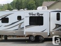 Selling our 2012 Wind River Travel Trailer Version