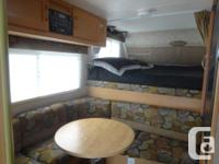2012 8 foot short-box Adventurer 80GS Camper, Excellent