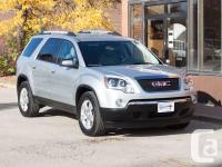 Make GMC Version Acadia Year 2012 Colour Silver kms