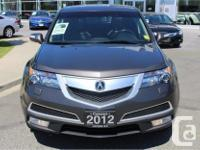 Make Acura Model MDX Year 2012 Colour Grey kms 98666