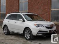 Make Acura Model MDX Year 2012 Colour White kms 142000