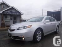 Make Acura Model TL Year 2012 Colour SILVER kms 95000