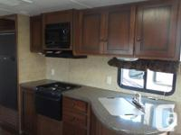 Single Slide 2012 Aspen Trail Travel Trailer by
