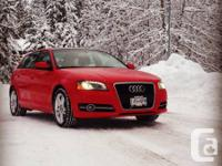 *Did you know that Audi will no longer have the A3