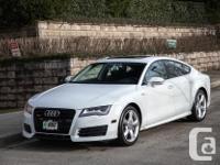 Make Audi Model A7 Year 2012 Colour White kms 72450