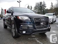 Make Audi Model Q7 Year 2012 Colour Black kms 50018