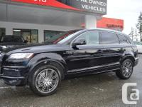 Make Audi Model Q7 Year 2012 Colour Black kms 55018