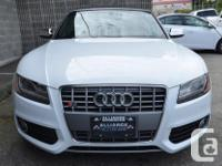 Make Audi Model S5 Year 2012 Colour White kms 42837