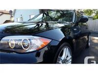 Make BMW Model 135i Year 2012 Colour Black kms 15200