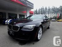 Make BMW Model 750Li Colour Dark Blue Trans Automatic