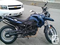 Make BMW kms 22100 BMW F650GS Twin (798 cc