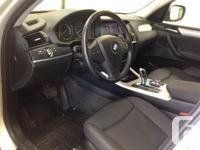 Make BMW Model X3 Year 2012 Colour silver kms 73000 BMW