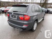 Make BMW Model X5 xDrive35d Year 2012 Colour Grey kms
